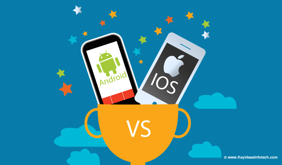 android-vs-iOS-apps-keyideas