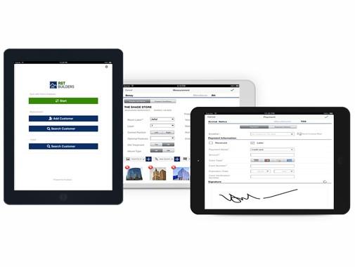 Enterprise CRM App