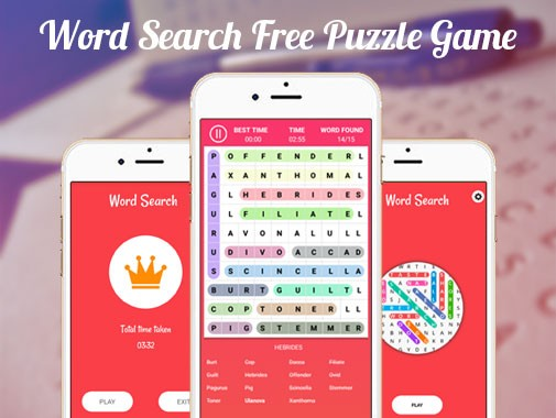 Android App Development of an Educational App – Word Search Puzzle